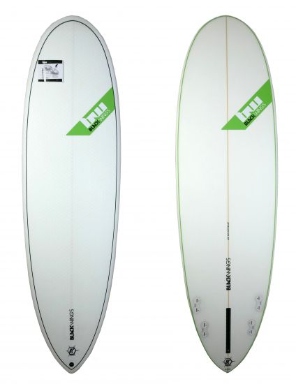 BlackWings 6'4 mini-long THE SCORPION HC