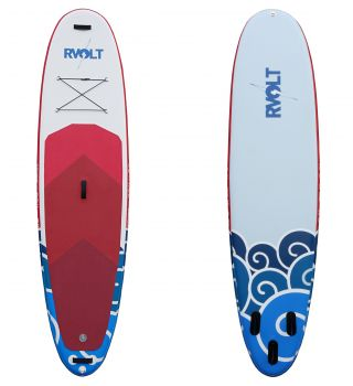 "SUP gonflable AIRVOLT  FAMILY 10'9 X 32"" X 6"""